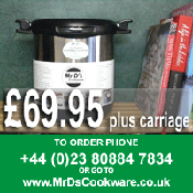 Accessories for both Mr D's Thermal Cooker and the Thermos